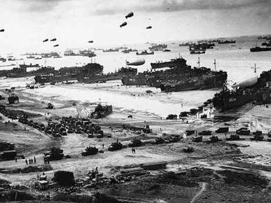 bataille de Normandie.......mon cadeau d'anniversaire Debarq10