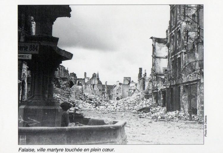 bataille de Normandie.......mon cadeau d'anniversaire Falais11