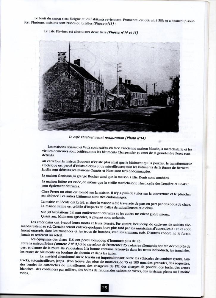 LA BATAILLE DE NORMANDIE AOUT 44 -FROMENTEL dernière partie Img21510