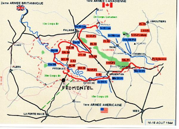 bataille de Normandie.......la bataille de Fromentel Img22812