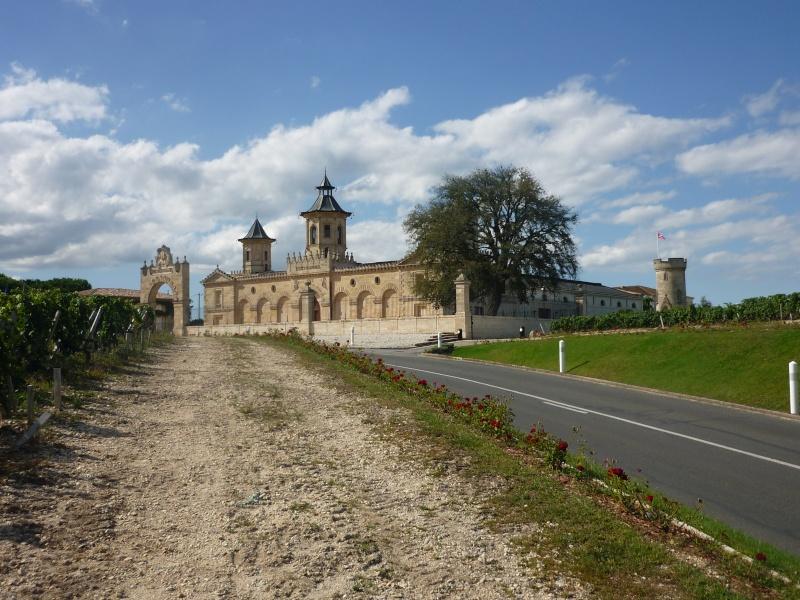 CR sur la Route des Chateaux Chatea16