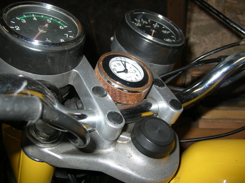 joli montre - horloge - pendule - tictac Dscn0214