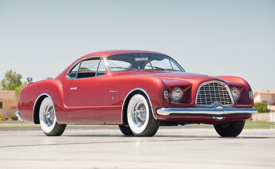 Chrysler GHIA  , un air de Karmann ... Chrysl11