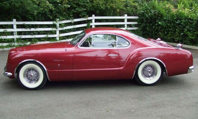 Chrysler GHIA  , un air de Karmann ... Delega10