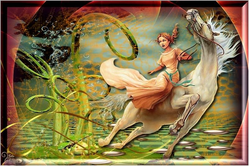 La chevauchée fantasyque de la petite fée Fant10