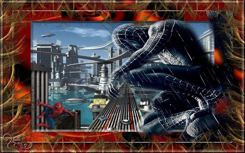 Spiderman Spider10