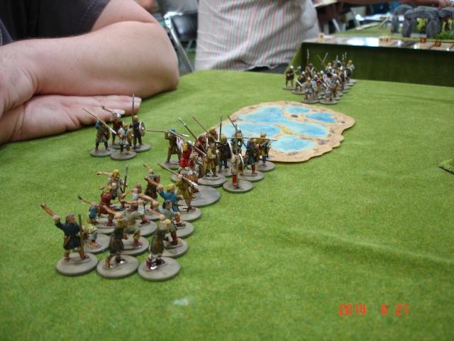 Levée en Masse 2014: Commémoration du millénaire de la bataille de Clontarf Dsc02163