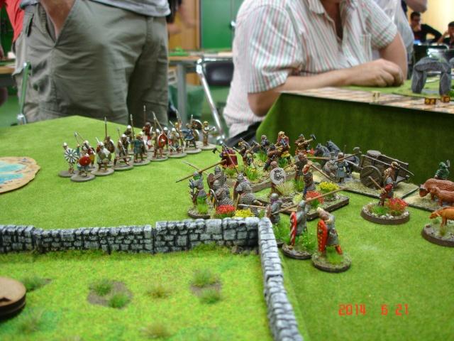 Levée en Masse 2014: Commémoration du millénaire de la bataille de Clontarf Dsc02164