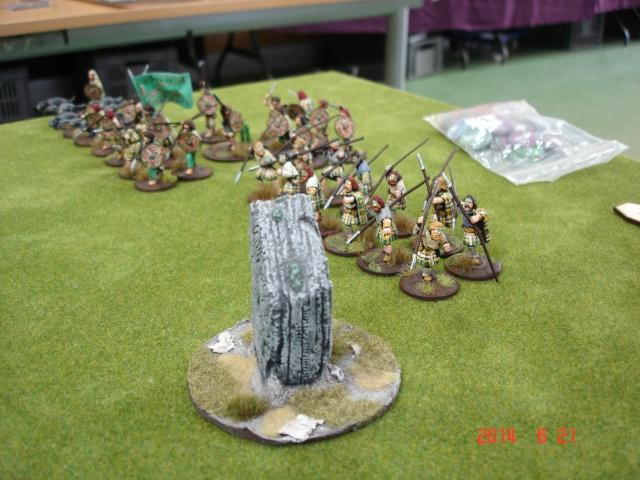Levée en Masse 2014: Commémoration du millénaire de la bataille de Clontarf Dsc02171