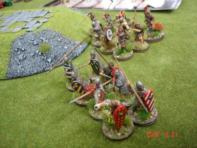 Levée en Masse 2014: Commémoration du millénaire de la bataille de Clontarf Dsc02185