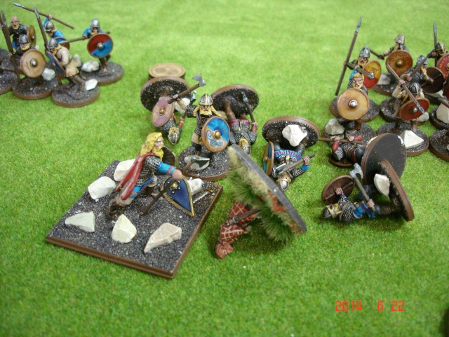 Levée en Masse 2014: Commémoration du millénaire de la bataille de Clontarf Dsc02221