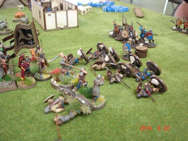 Levée en Masse 2014: Commémoration du millénaire de la bataille de Clontarf Dsc02227