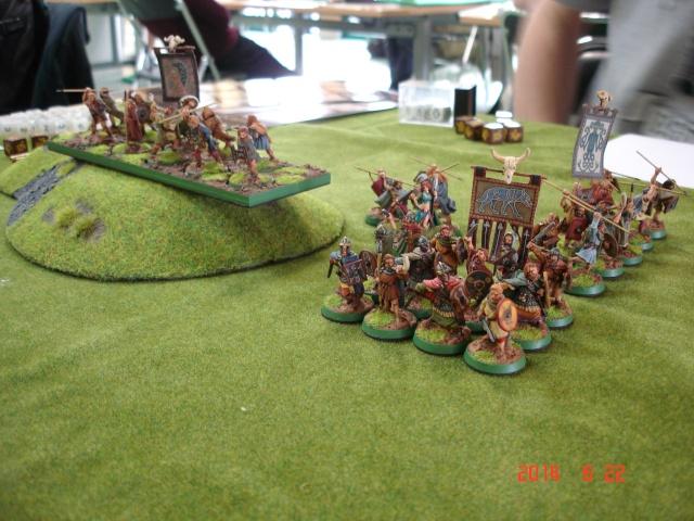 Levée en Masse 2014: Commémoration du millénaire de la bataille de Clontarf Dsc02231