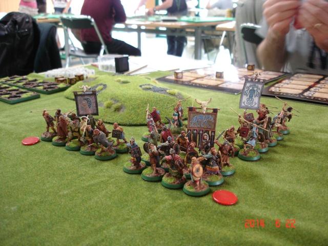 Levée en Masse 2014: Commémoration du millénaire de la bataille de Clontarf Dsc02237