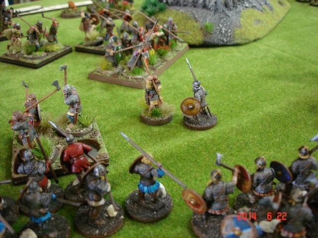 Levée en Masse 2014: Commémoration du millénaire de la bataille de Clontarf Dsc02239