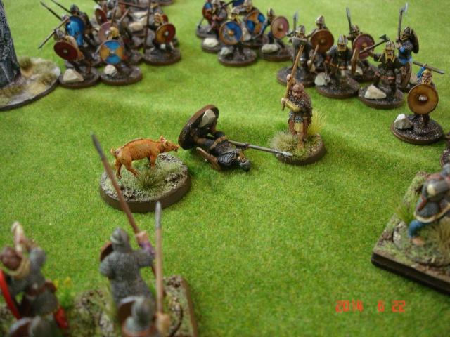 Levée en Masse 2014: Commémoration du millénaire de la bataille de Clontarf Dsc02240