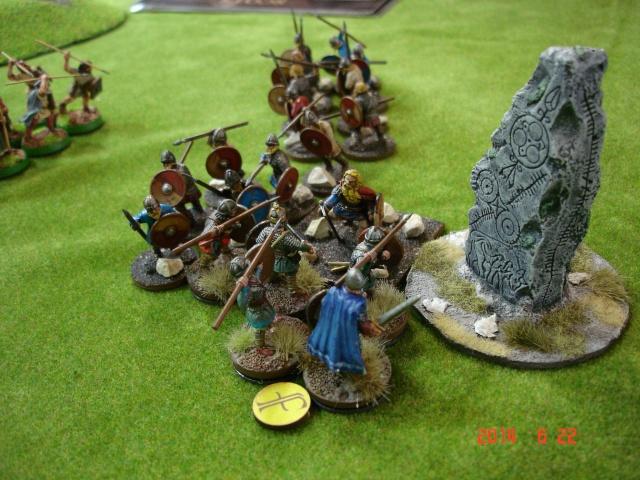Levée en Masse 2014: Commémoration du millénaire de la bataille de Clontarf Dsc02250