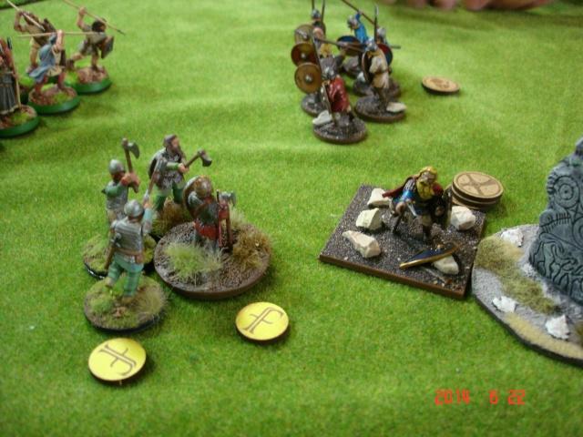 Levée en Masse 2014: Commémoration du millénaire de la bataille de Clontarf Dsc02255