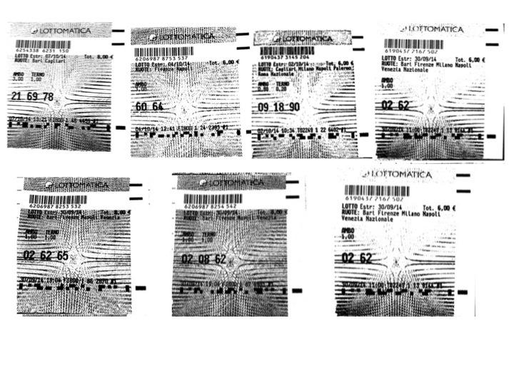 GIUSEPPE CHIARAMIDA | #CERBERO - AMBO MILIONARIO 62-88 SU NAZIONALE Diapo174