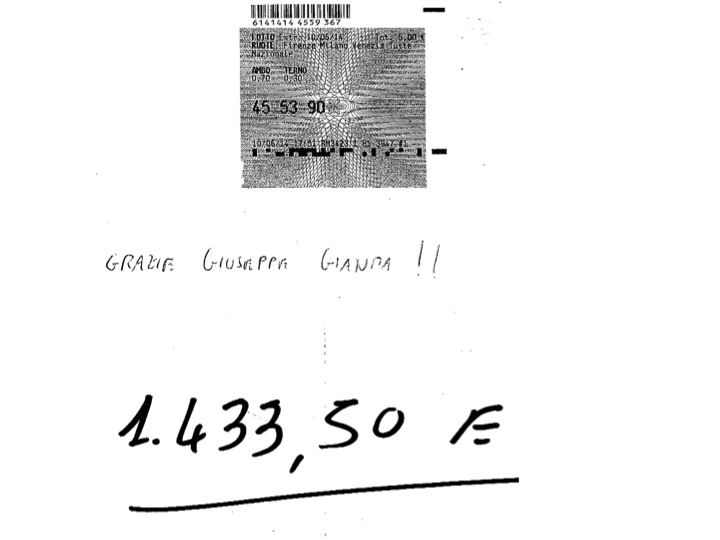 GIUSEPPE CHIARAMIDA | TERNO SECCO MILIONARIO 45-53-90 SU NZ VINTO COL NUOVO METODO ''TERNO MONDIALE'' Diapos40