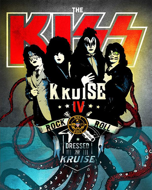 KISS Kruise IV .. Kiss-k10