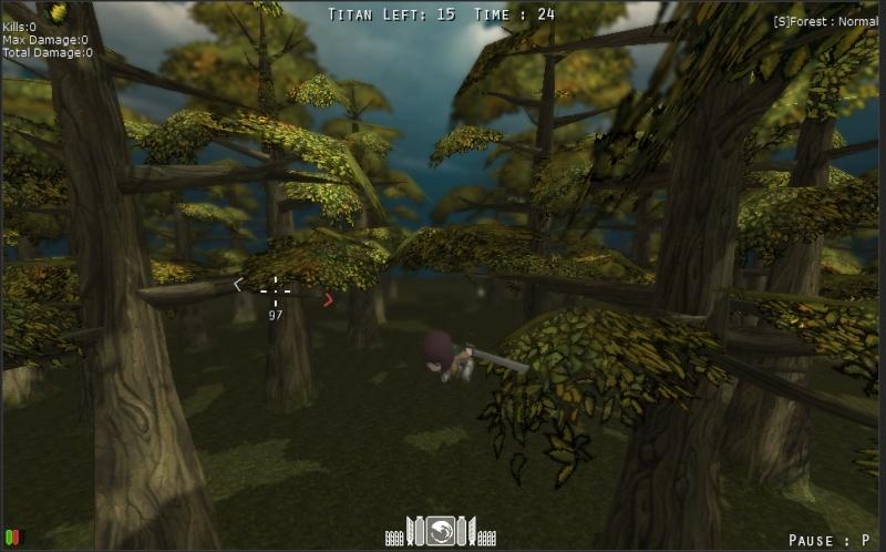 Attack On Titan Tribute Game Snk310