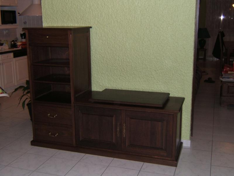 réalisation d'un meuble pour ancien ensemble HI FI Dscf0110