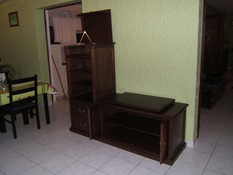réalisation d'un meuble pour ancien ensemble HI FI Dscf0111