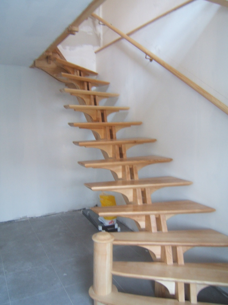 comment faire une marche d'escalier biseautée Dscf1111