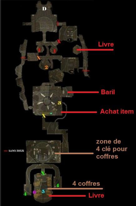 Brise écume ou cabine du brise écume ( Solo ) - Level 40 02020210