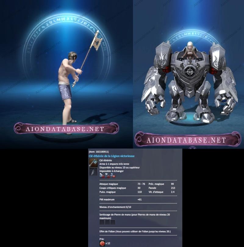 Les quêtes de Légion Cly10