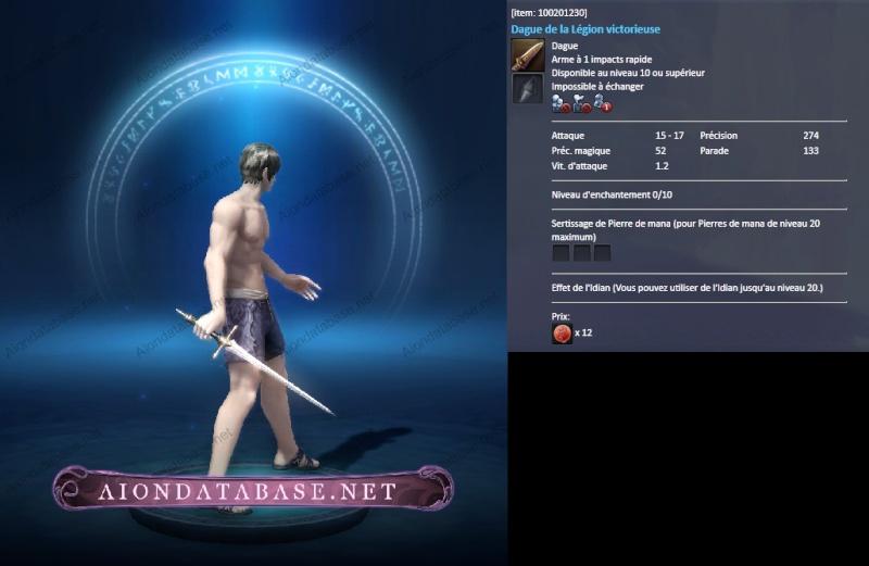 Les quêtes de Légion Dague10