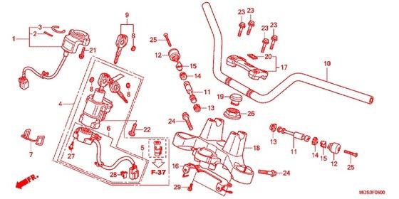 Comment améliorer ma NC700? - Page 2 Guidon10