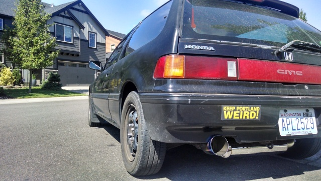 Wolfie's Civic of Terror... Be Afraid of my 100 BHP :) Img_2011