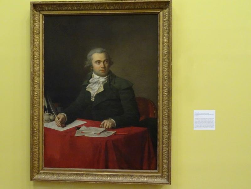 Exposition Laneuville Martin de Grenoble, chateau de Vizille Dsc00914