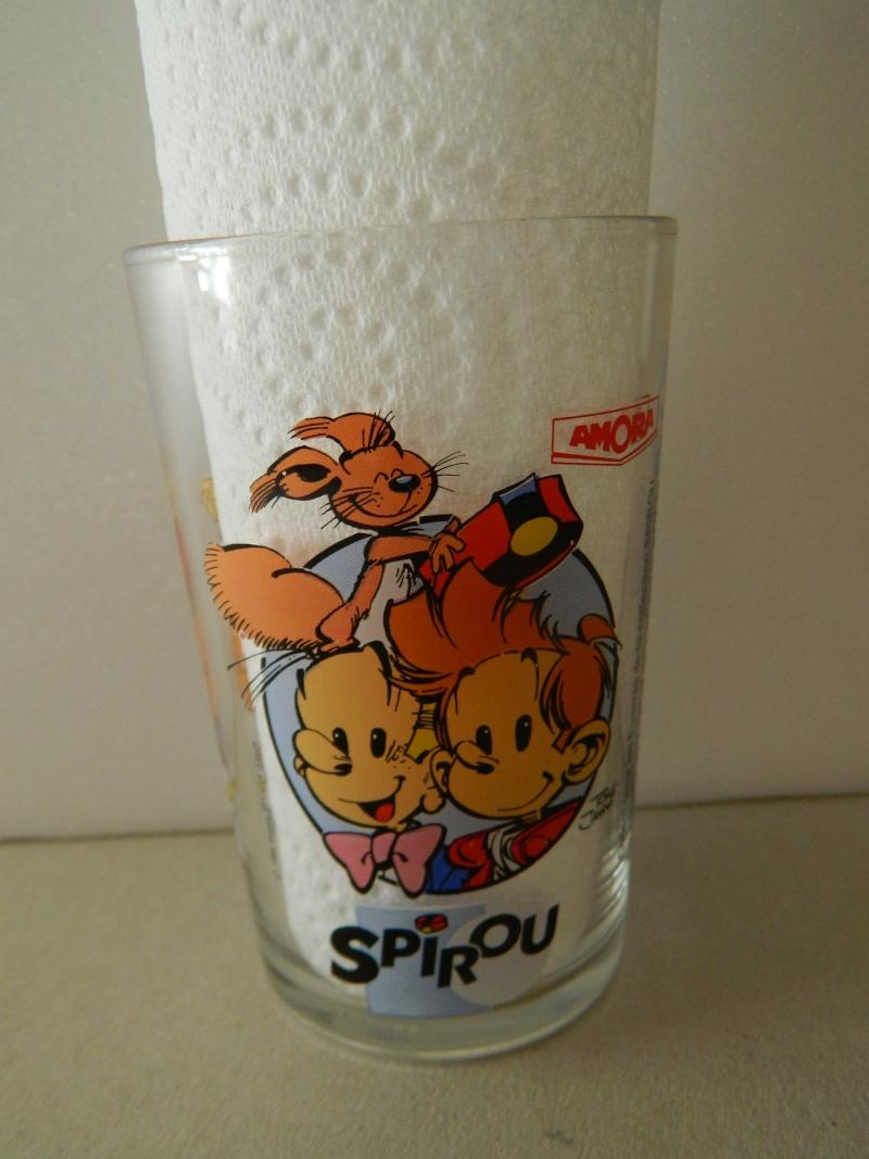 La Petite Collection d'objets du P'tit Spirou, de Spirou et de Marsupilami Dscn4516