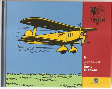 Collection d'avion Tintin - Hachette Collection N610