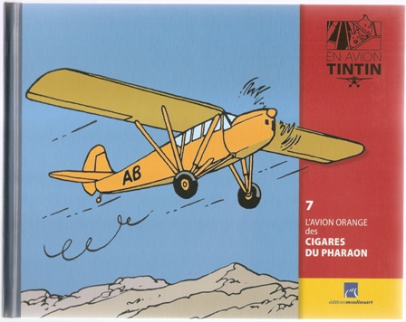 Collection d'avion Tintin - Hachette Collection N710