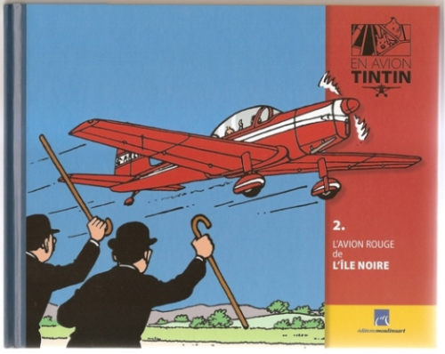Collection d'avion Tintin - Hachette Collection N810