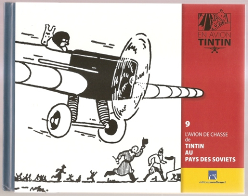 Collection d'avion Tintin - Hachette Collection N910
