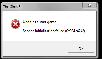 """The Sims 3: problem with """"Shaders_Win32.precomp""""-fix. Captur13"""