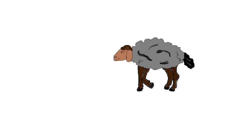 Weekly contest 3: Draw a sheep Sheep10