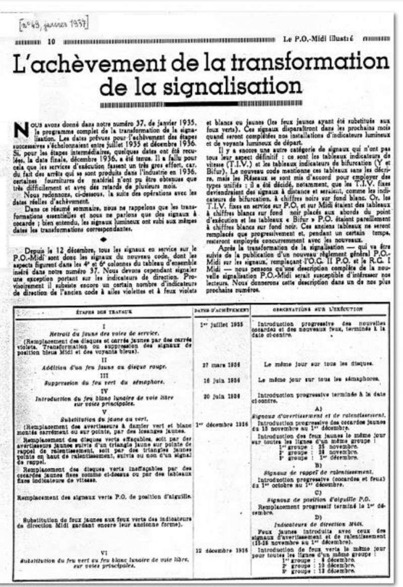 Transformation de la signalisation (suite) Captur18