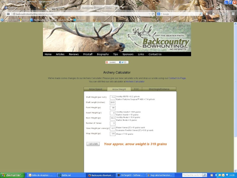 ArcheryTune Bug_ca11