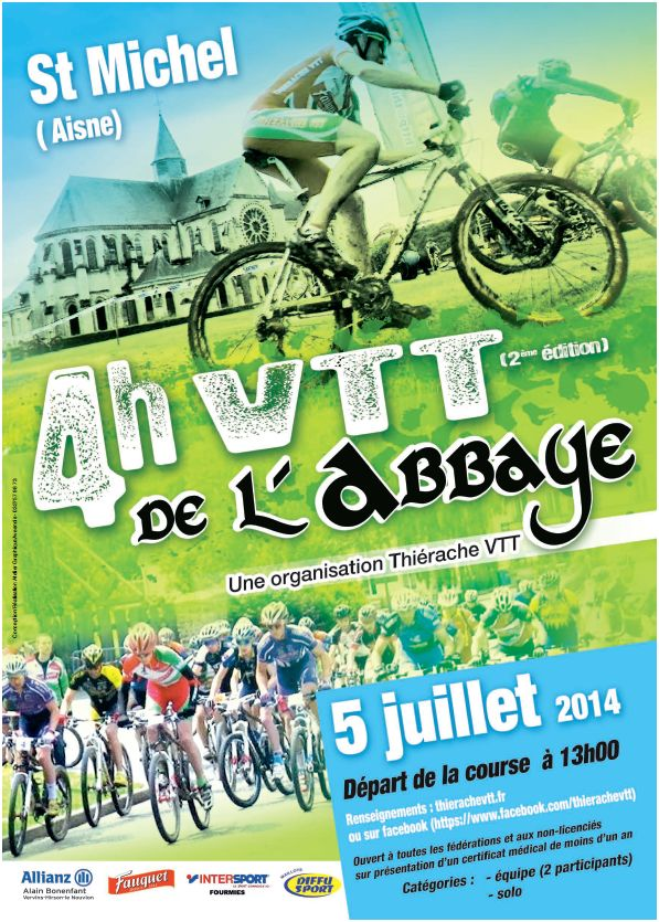 [02] 4H VTT de l'abbaye 05/07/2014 Affich10