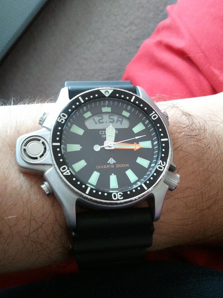 Quelles montres allez-vous mettre dans l'eau salée cet été ? Aquala10