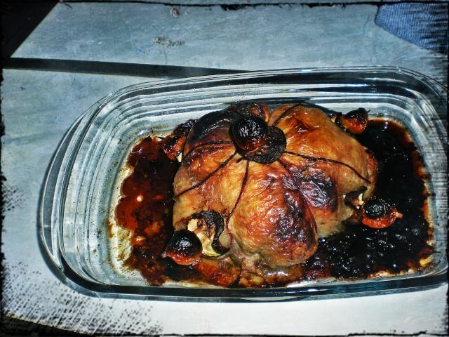 Deshuesado de pollo y atado en estrella (exclusivo ETC en españa) Pollo_12