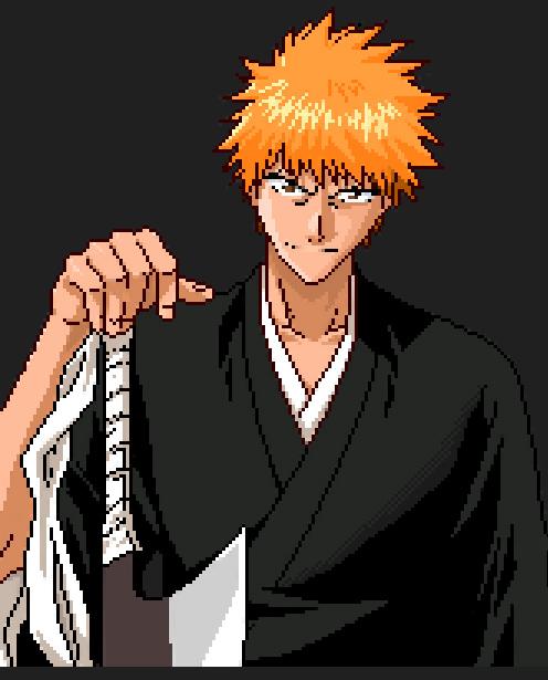 New CSS (Character Screen Selection) for SSBC Ichigo11