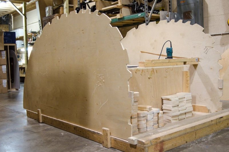Quelques Photos de la fabrication des roulottes Pleasant Valley Teardrop Trailers 10851310