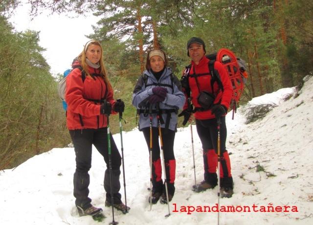 20140125 - GUADARRAMA - RUTA A LA PINAREJA - OTRO INTENTO 001-211